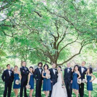 Arcadian Court Wedding Photo Featured in Style Me Pretty