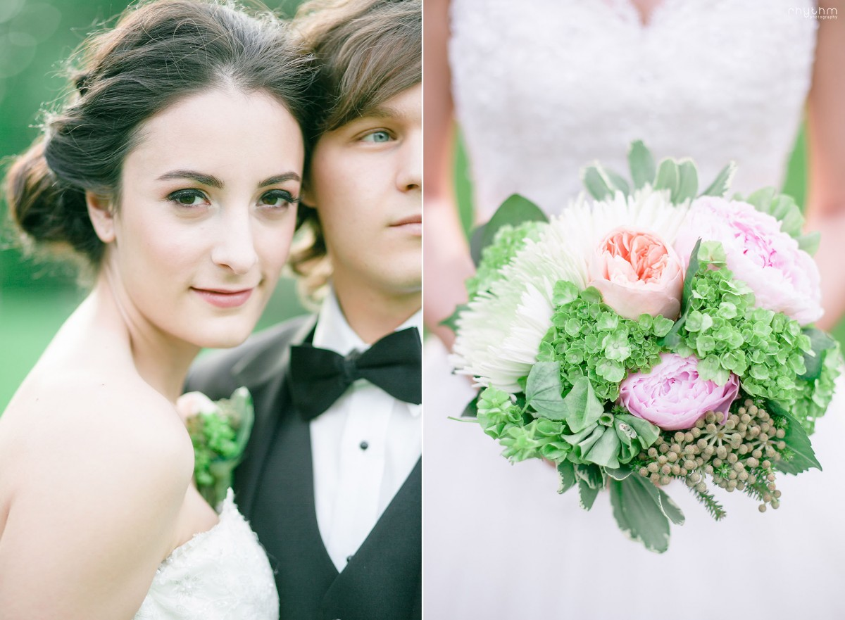 Wedding Flowers at Pathway to Perennials Photo