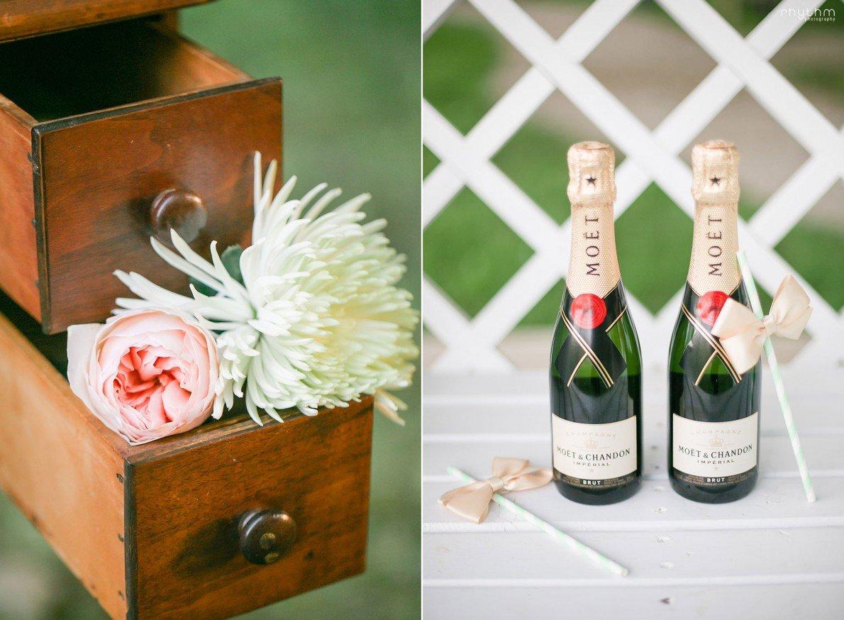 Wedding Dessert Table at Pathway to Perennials Photo