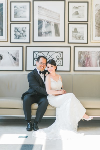 Sheraton Parkway Wedding Photo