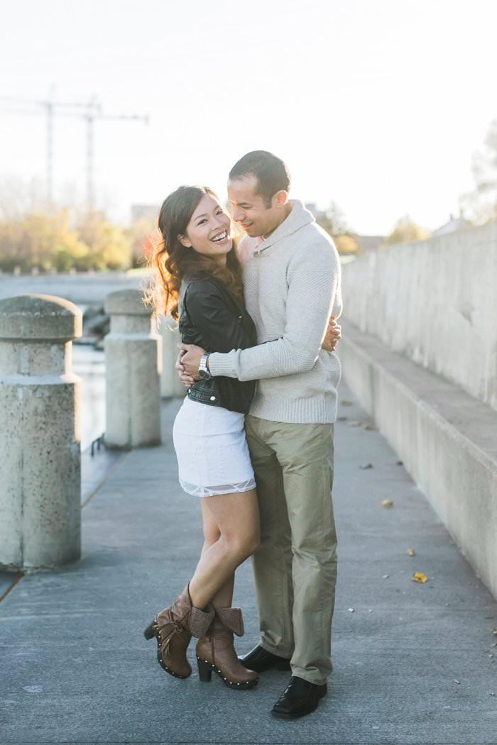 Spencer_Smith_Park_Toronto_Engagement_Photo