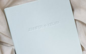 Light_Blue_Leather_Wedding_Album-Rhythm_Photography