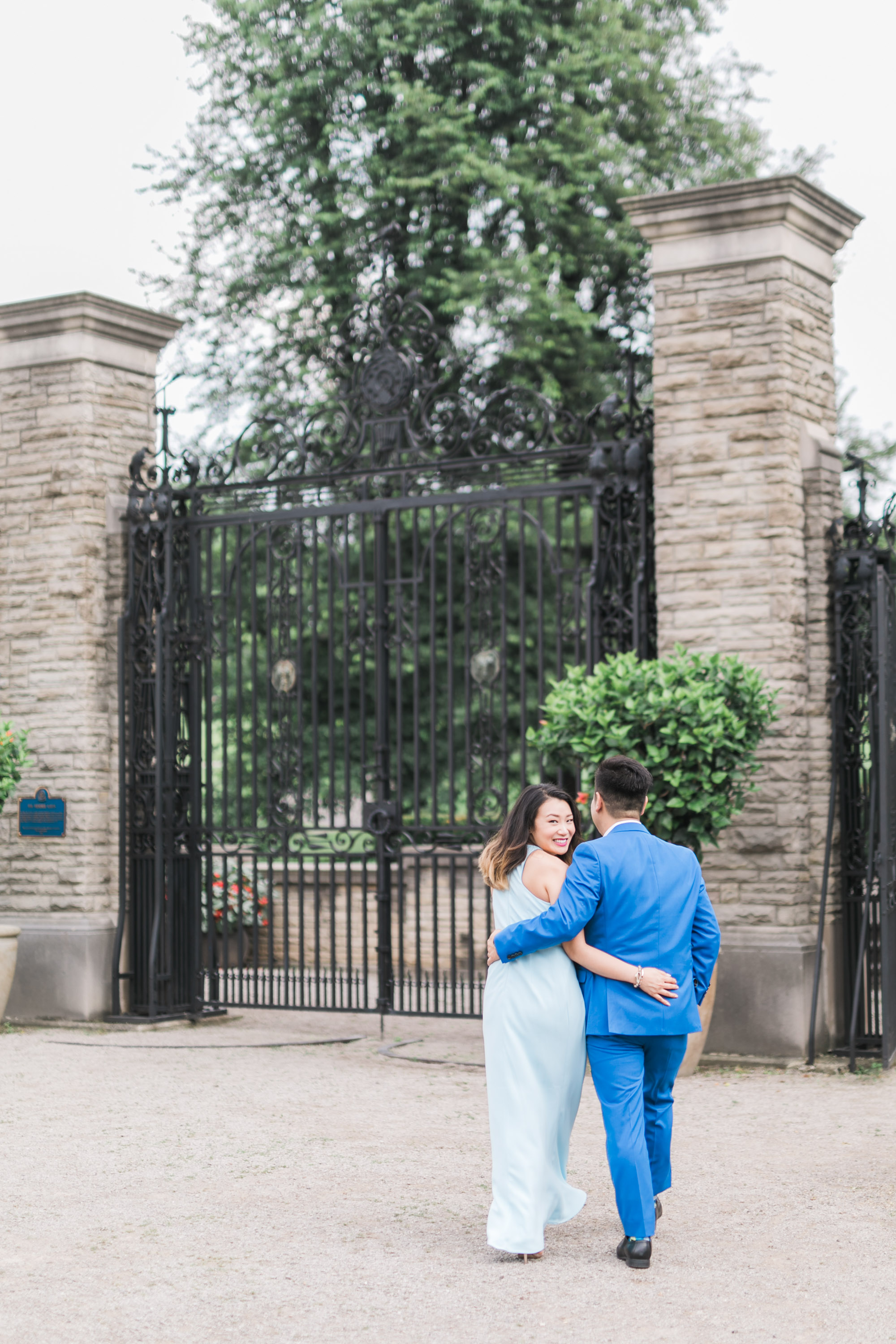 Royal Botanical Garden Engagement