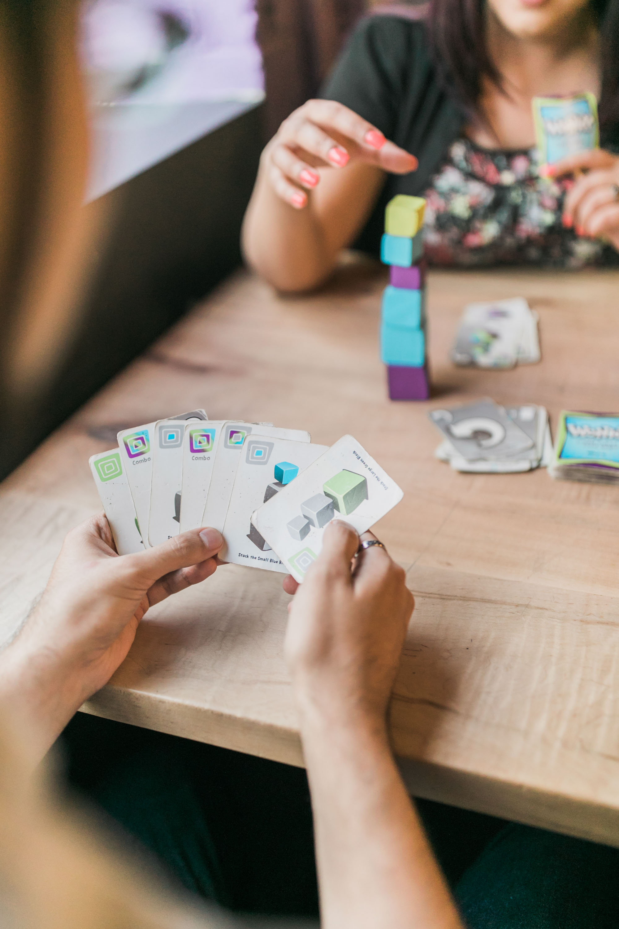 Snakes and Lattes Board Games Engagement