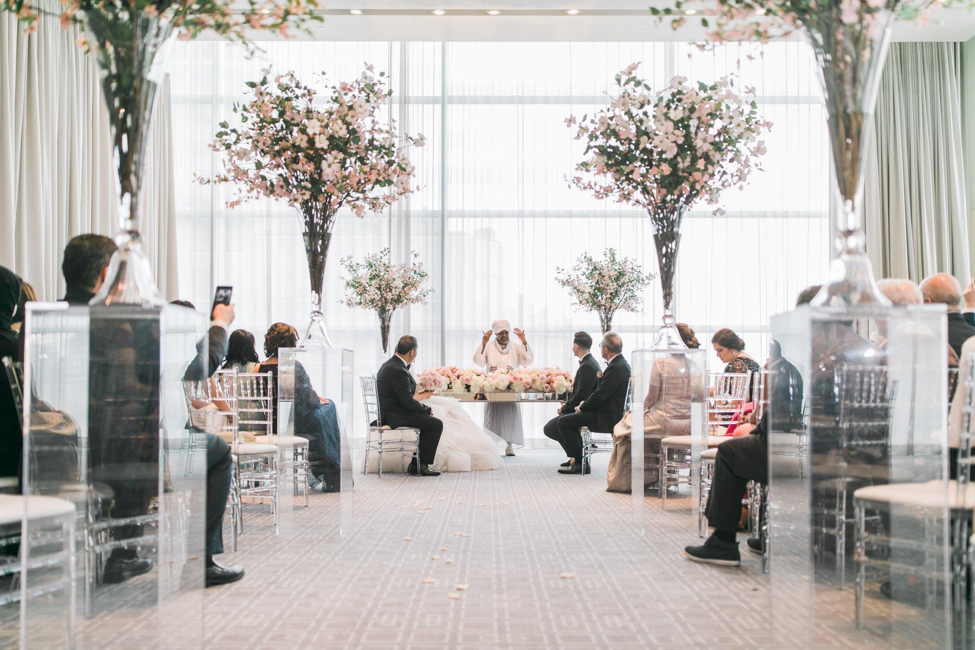 Toronto Four Seasons Wedding