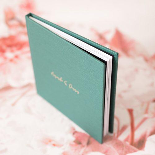Book_Cloth_Wedding_Album