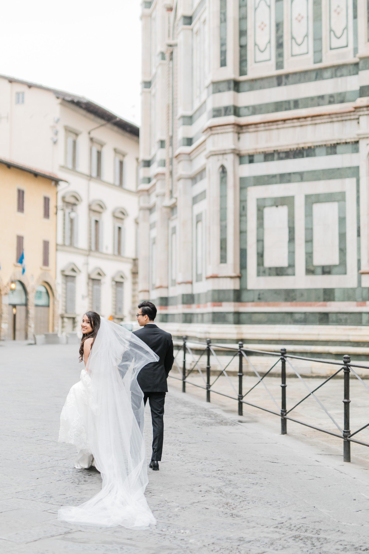 Italy Florence Wedding