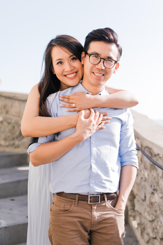 Amalfi Positano Engagement