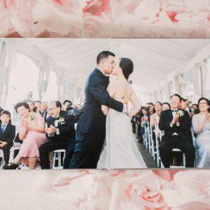 Grey_Leather_Wedding_Album_Toronto_Wedding_Photographer
