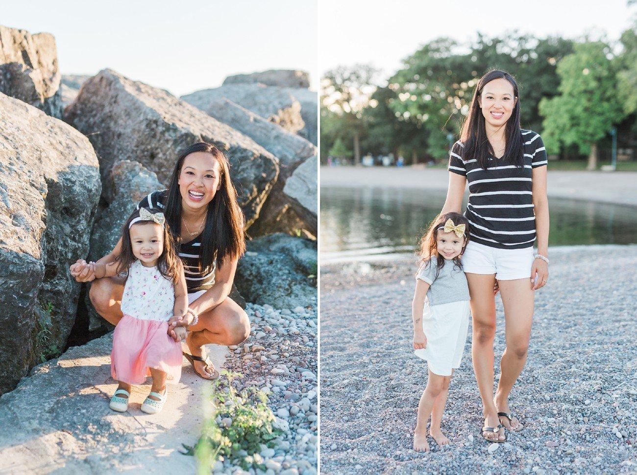 Toronto Family Photos Kew Beach