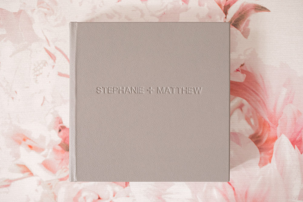 Malaparte Wedding Grey Wedding Album